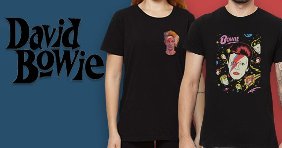 As mais famosas camisetas de banda de rock
